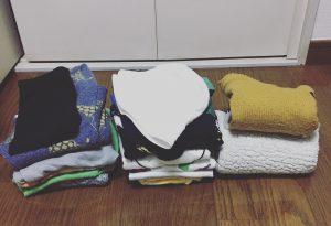 【捨て活】衣替えで息子の服を捨て活!!子供の服を手放すときの私の基準。