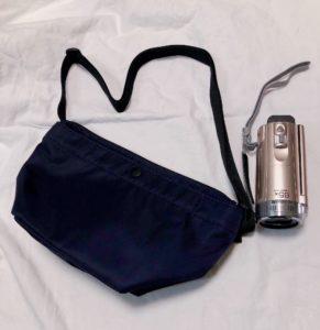 【UNIQLO】多用途でコスパ良すぎなナイロンミニショルダーバッグを追加購入。その使い道とは?