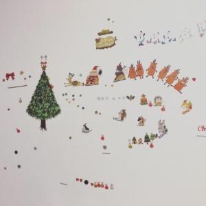 【ミニマリストのクリスマス準備】440円で楽しめるミニマルな飾りつけ。