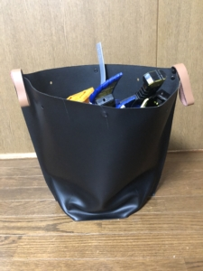 【ミニマリストの持ち物】多用途でおもちゃの収納に超おすすめなランドリーバッグ。