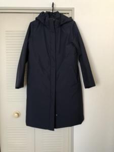 【ユニクロ購入品】服好きミニマリストごり押し真冬のアウター・ユニクロの「ハイブリッドダウンコート」