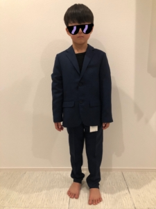 【ZARA】高見え度抜群!!卒園式・入学式用に購入したブレザーとパンツの到着レポ!